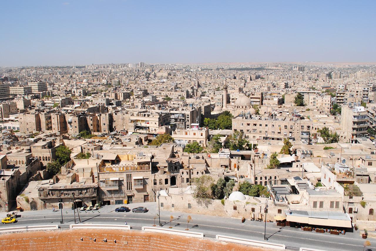Aleppo città più antica del Mondo
