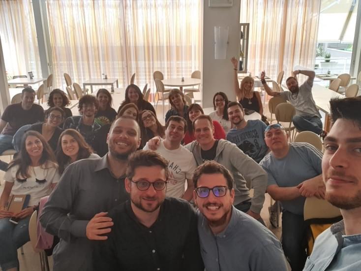 classe formazione terzo meeting travel365