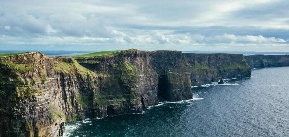 cliff of moher irlanda scogliere 1