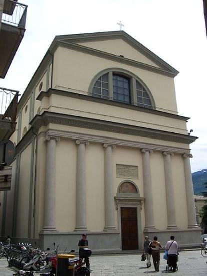 collegiata dei santi gervasio e protasio sondrio