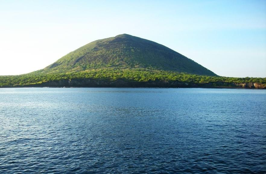 colline isole galapagos ecuador
