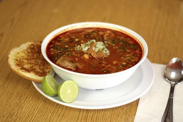 cominda di natale cibo messicano tipico