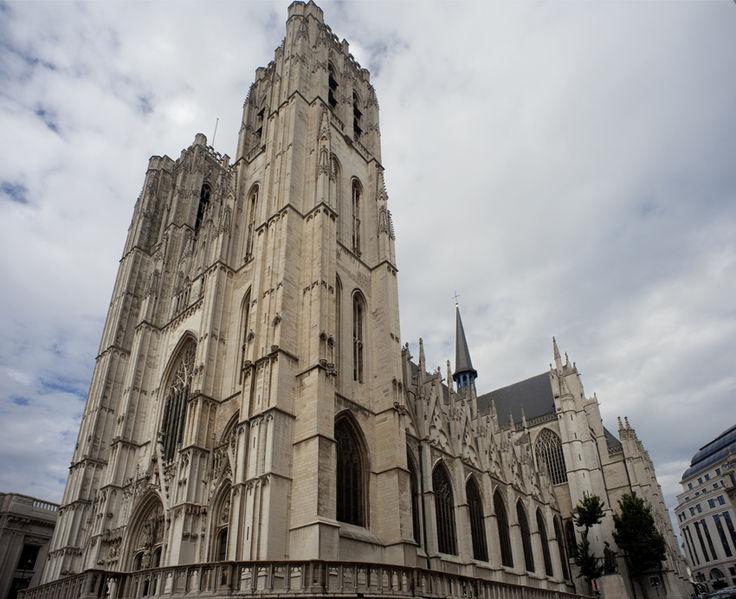 Concattedrale di San Michele e Santa Gudula, Bruxelles (Belgio)