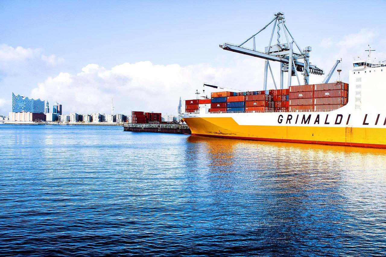 I 10 Porti Commerciali più grandi e importanti del mondo