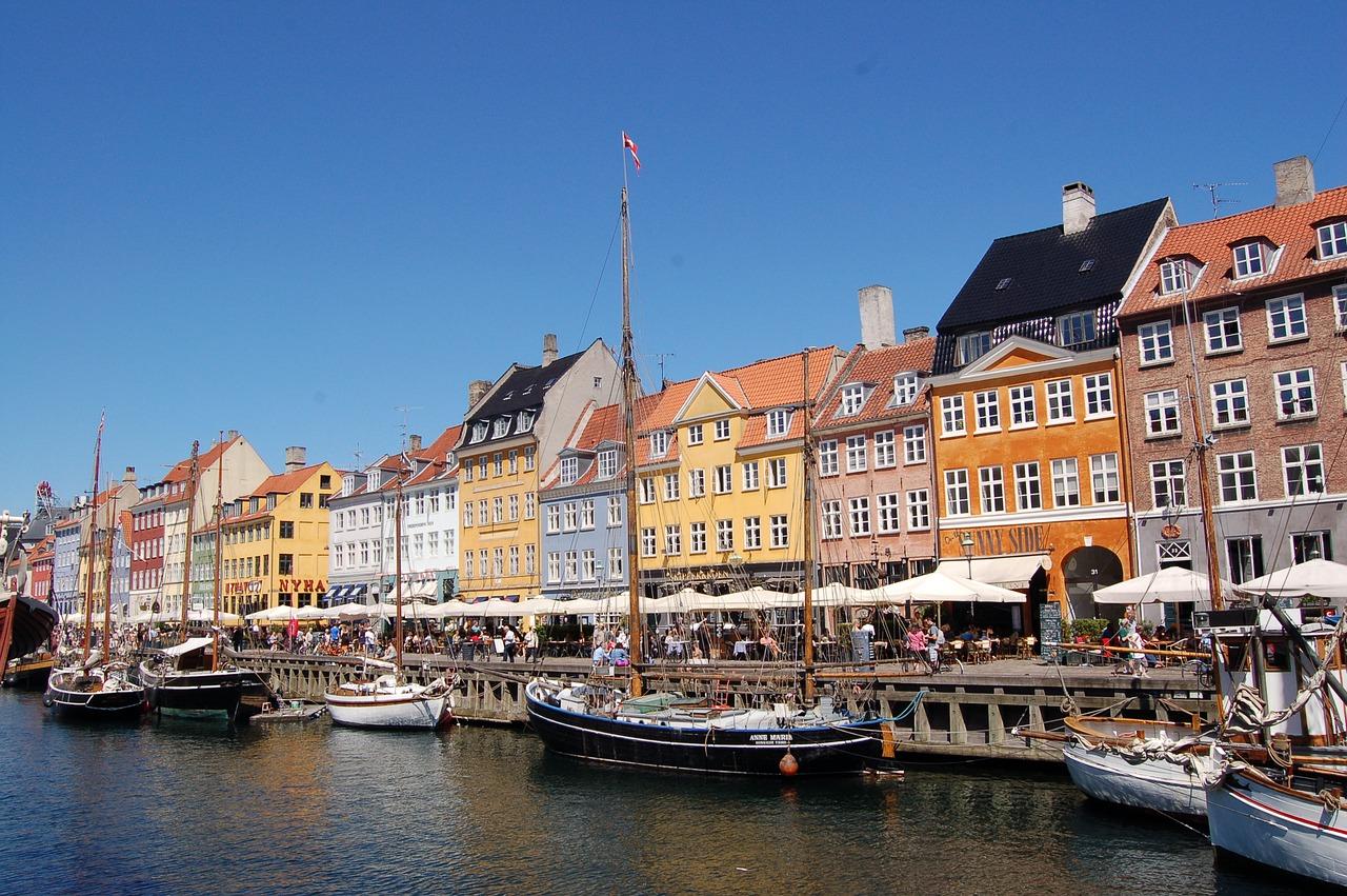 3 - Copenhagen, Danimarca