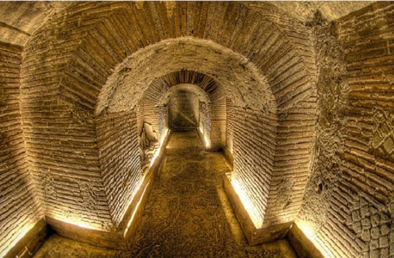 Città sotterranee in Italia e nel Mondo