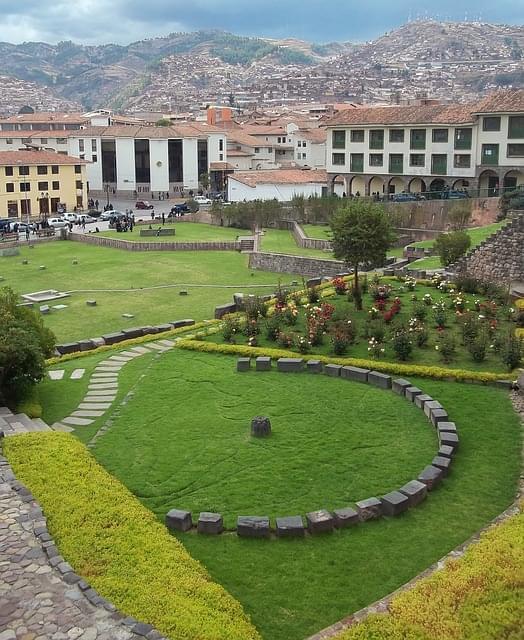 coricancha cuzco