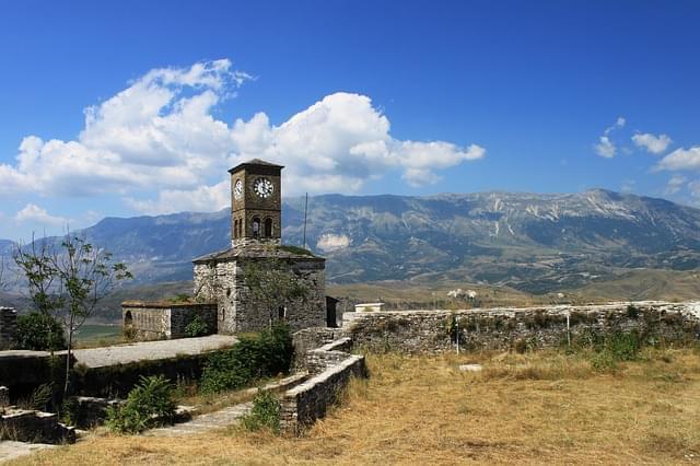kruja, albania
