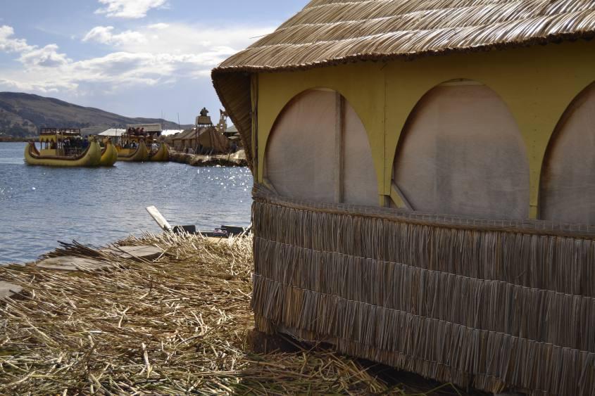 Isole Galleggianti degli Uros perù