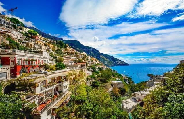 costa d amalfi italia positano