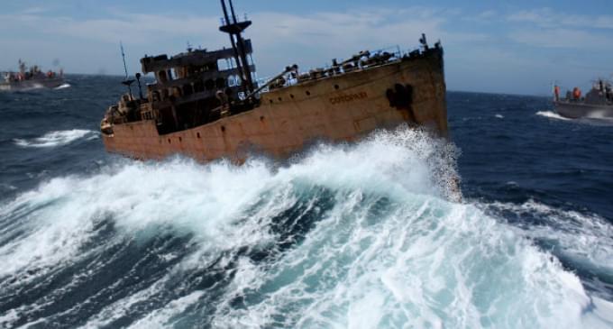 Nave da Carico SS Cotopaxi