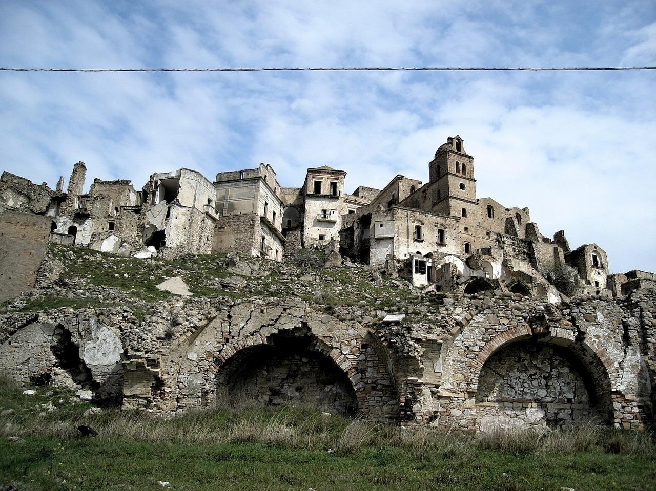 Villaggio di Craco