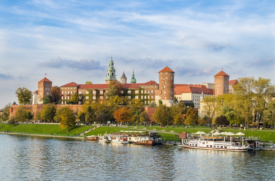 Rynek Główny a Cracovia
