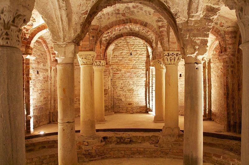cripta e museo di santanastasio
