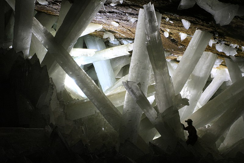Miniera di Naica, Messico