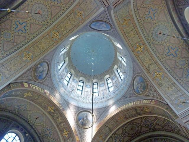 cupola cattedrale di uspenski