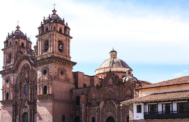 cuzco cattedrale