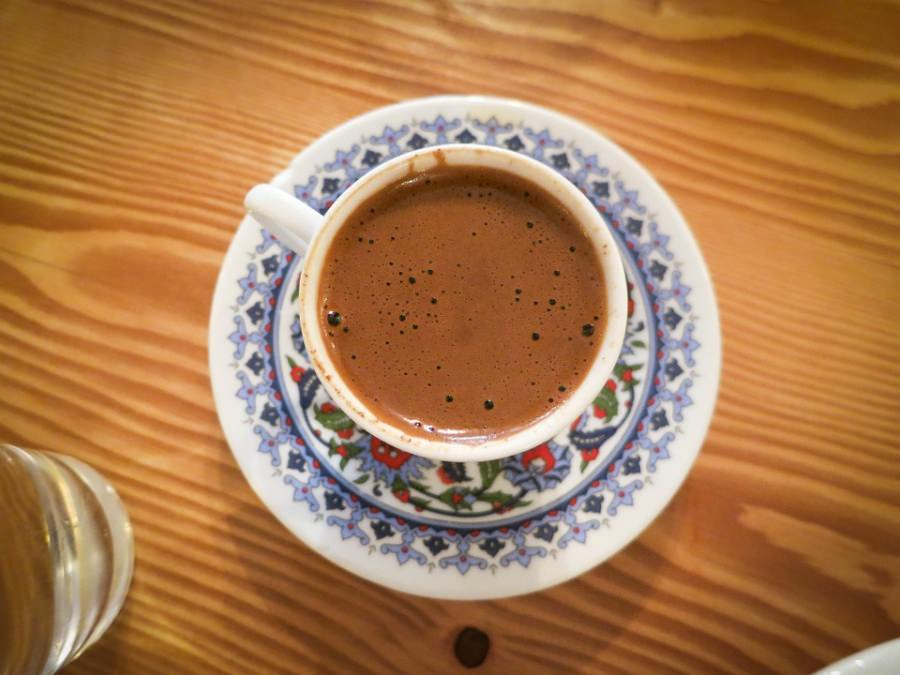 cypriot coffee cipro