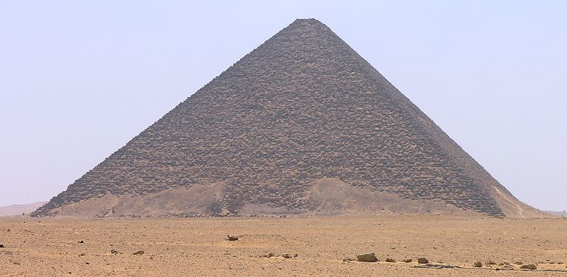 7 piramide rossa