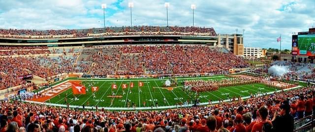 darrell k royal texas memorial stadium