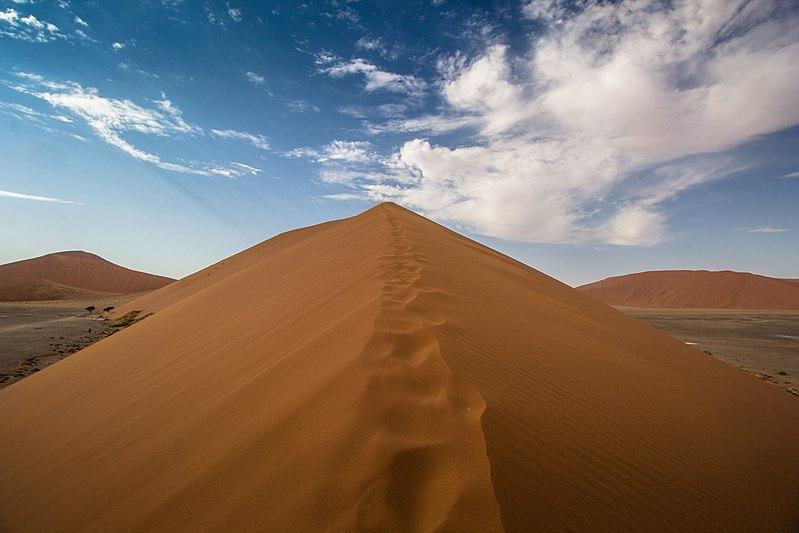 18 - Deserto del Namib - 80.900 km²