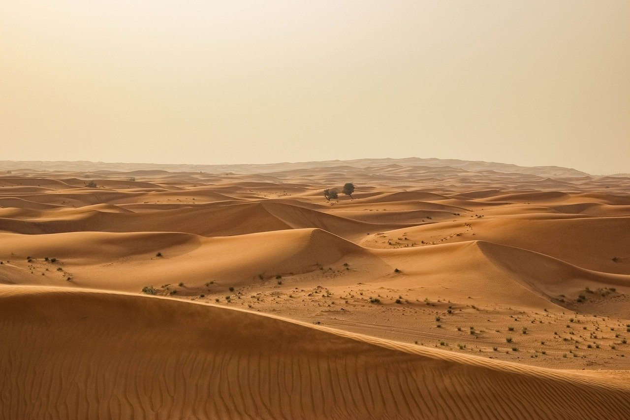 Deserto del Sahara, Africa