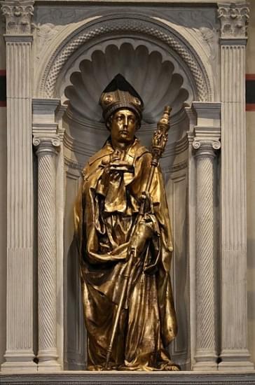 donatello san luigi di tolosa opera santa croce