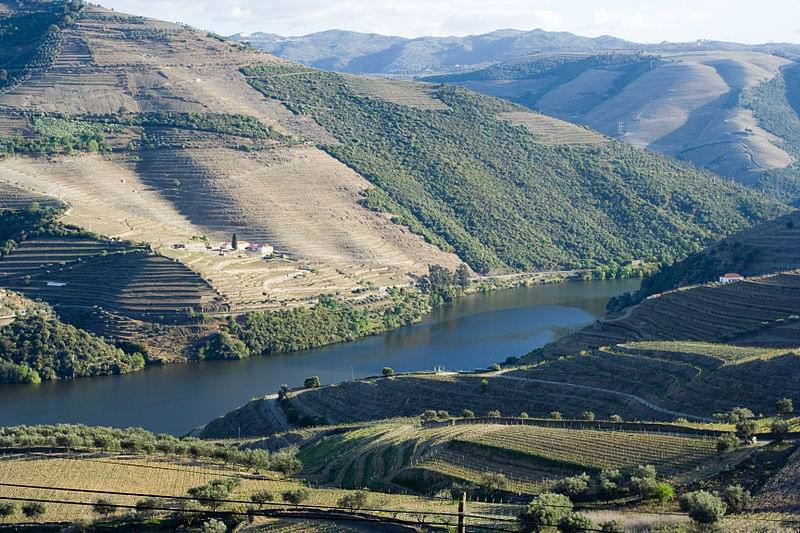 douro valley portogallo