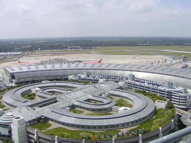 Dusseldorf aeroporto
