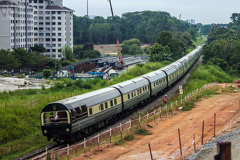Eastern and Orient Express (Singapore-Thailandia)
