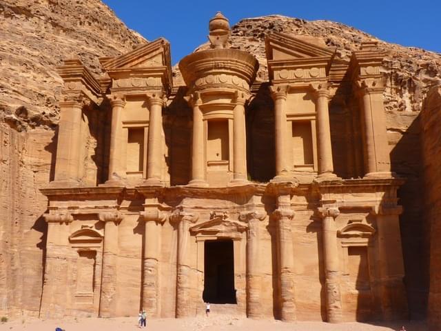 ed deir monastero petra jordan 1
