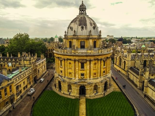 edificio di oxford