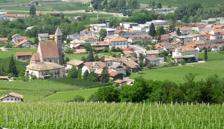 Egna, Provincia di Bolzano