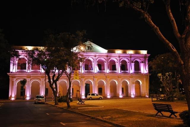 el cabildo asuncion paraguay