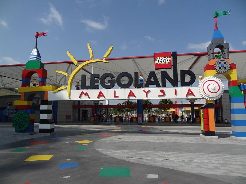 Legoland malaysiaaa