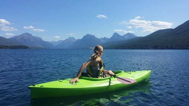 escursione kayak trosa
