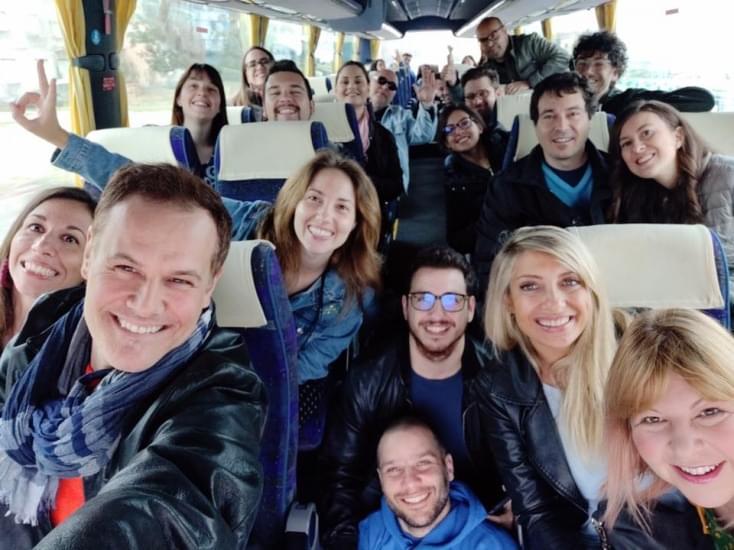 escursione terzo meeting travel365