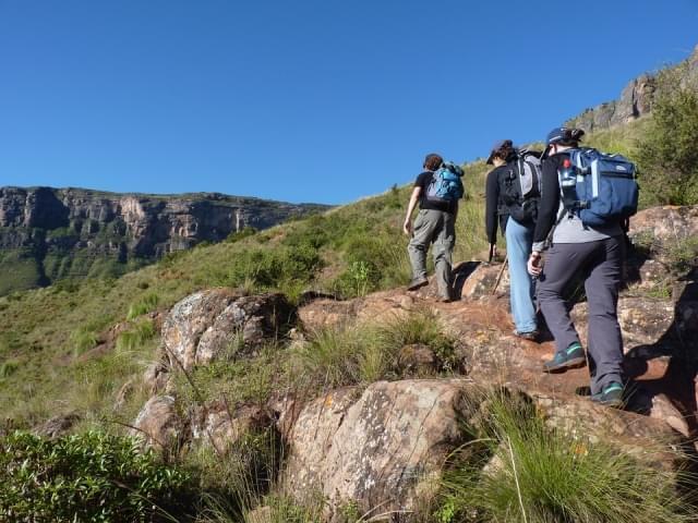 escursioni a piedi trekking