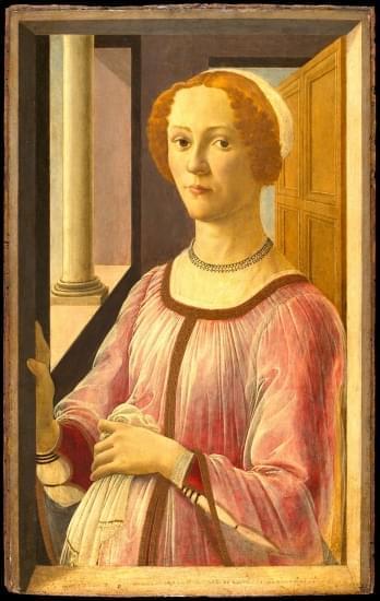 esmeralda brandini del botticelli