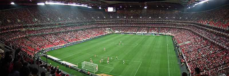 Stadio Da Luz, Lisbona