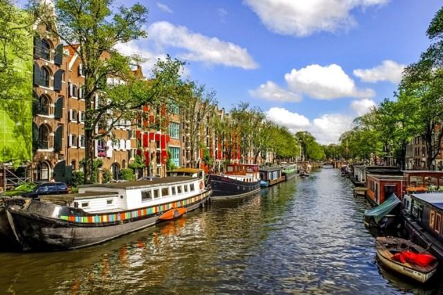 estate ad amsterdam