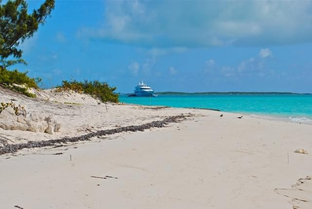 exumas bahamas megayacht yacht 1