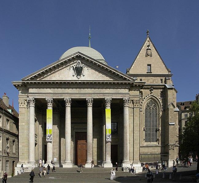 la monumentale cattedrale di san pietro
