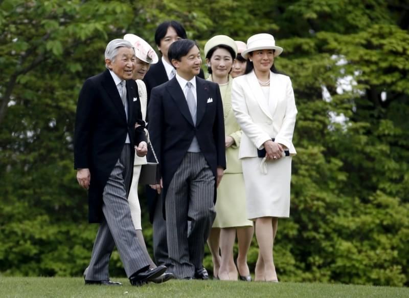 famiglia imperiale giappone