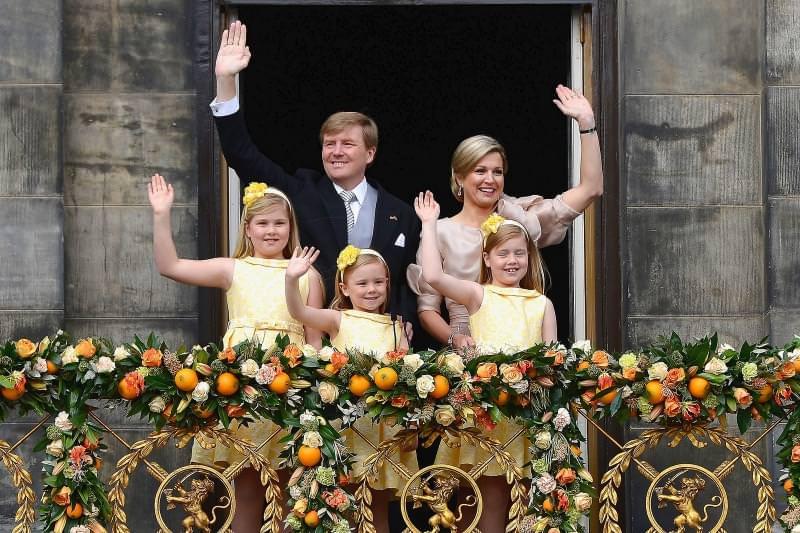 famiglia reale paesi bassi