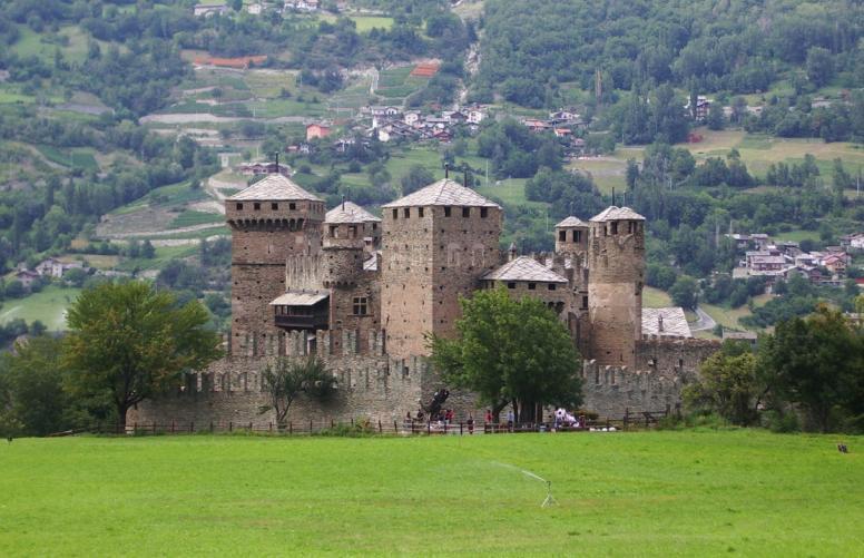Fenis, Provincia di Aosta