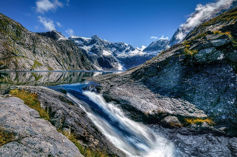 Fiordland National Park, Nuova Zelanda