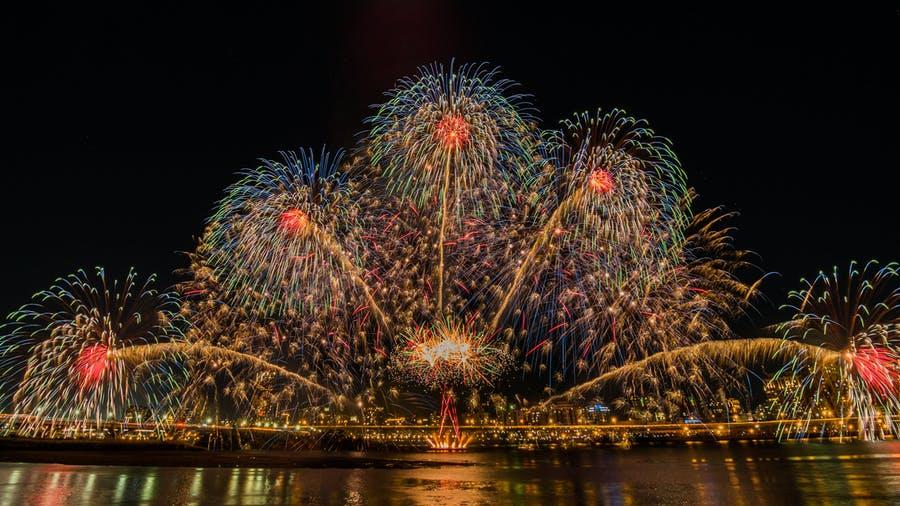 fuochi d'artificio taipei