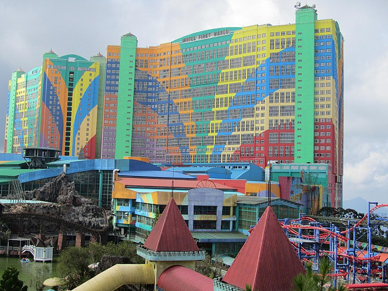 First World Hotel - Genting Resorts World