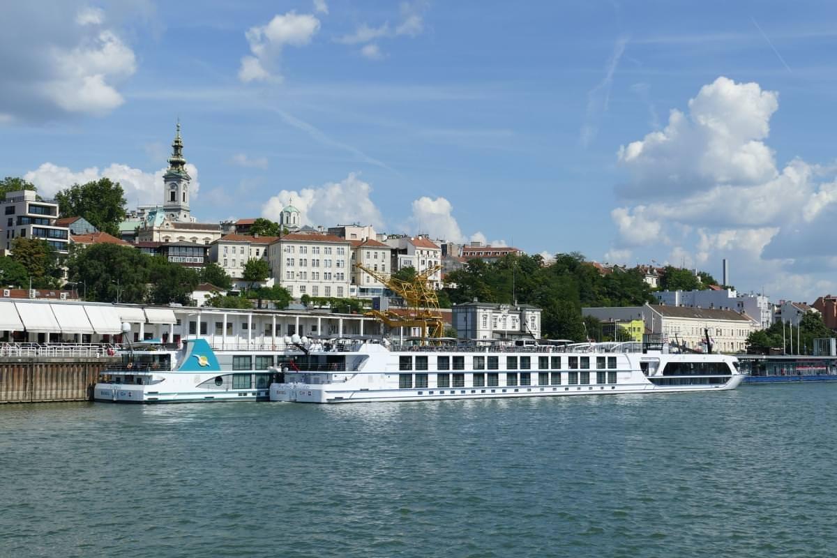 fiume di belgrado